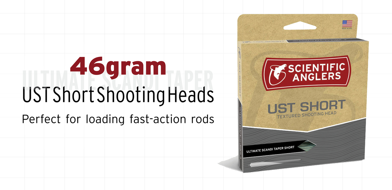 UST Short Shooting Heads