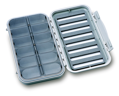 C&F Large 8-Row WP Fly Case w 12 Comp