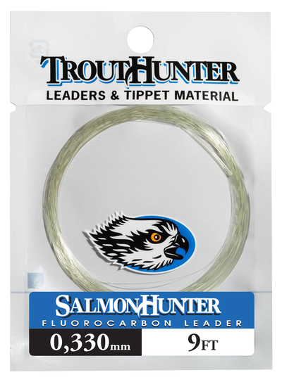 SalmonHunter Fluorocarbon Leader 9ft