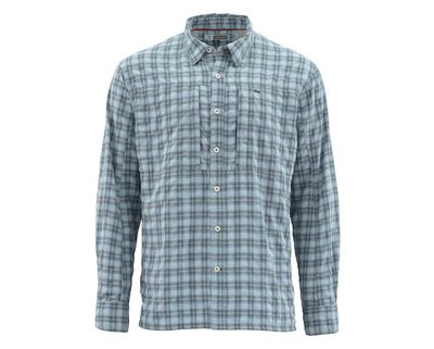 BugStopper Shirt Plaid