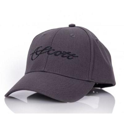 Scott Cap Industrial Grey