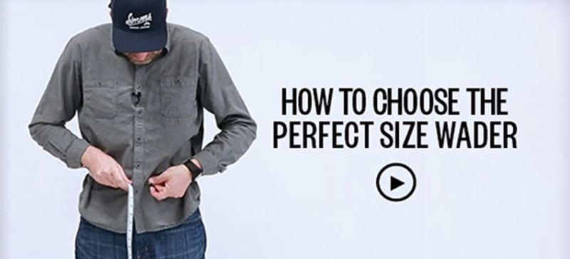 How to Choose the Perfect Size Wader